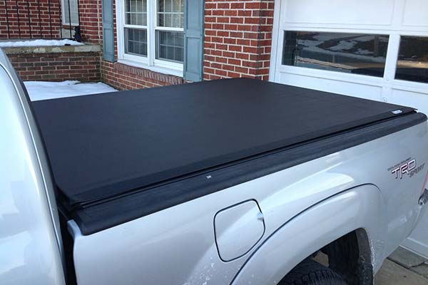 Customer Submitted Image - TonnoPro LoRoll Tonneau Cover for 2005 to 2015 Toyota Tacoma