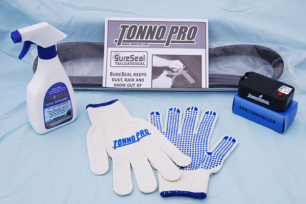 tonnopro free gift pack