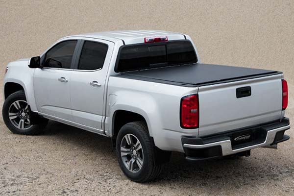 Enjoy all of the benefits of the aerodynamic TonnoSport Cover on your 2015 Colorado
