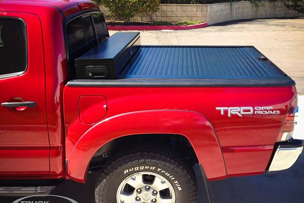 Truck Covers Usa American Work Toolbox Tonneau Cover Tool Box