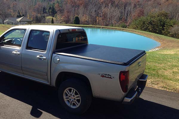 Customer Submitted Image - TruXedo TruXport Roll Up Tonneau Cover for 2004 to 2012 Chevy Colorado & GMC Canyon