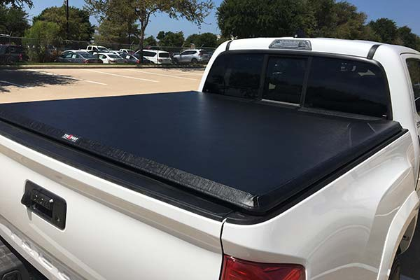 Customer Submitted Image - TruXedo TruXport Roll Up Tonneau Cover for 2016 to 2019 Toyota Tacoma
