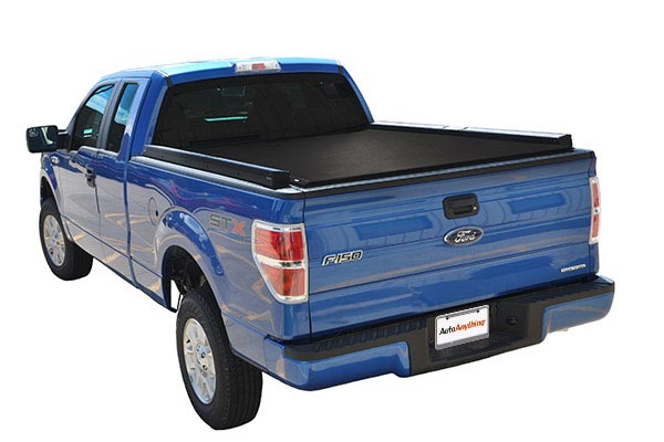 truxedo lo pro qt invis a rack tonneau cover closed down