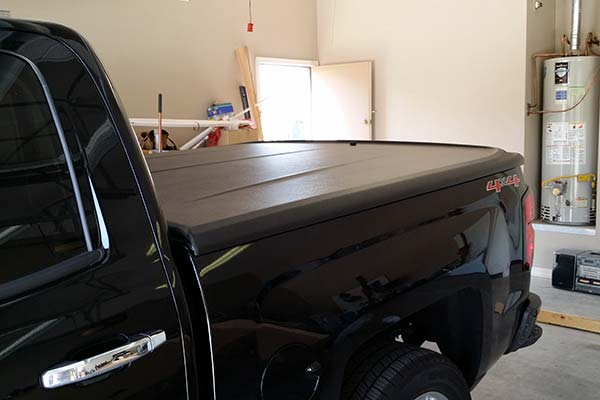 Customer Submitted Image - UnderCover SE Tonneau Cover for 2014 to 2019 Chevy Silverado