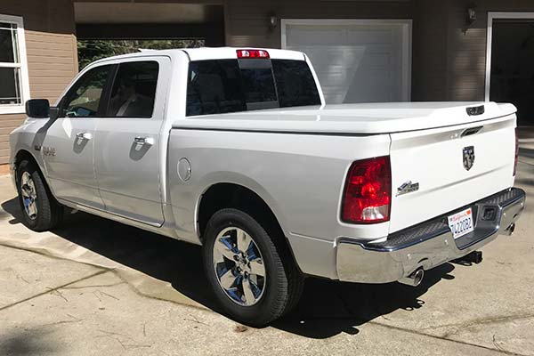 Customer Submitted Image - Undercover Elite LX Tonneau Cover for 2009 to 2019 Dodge Ram