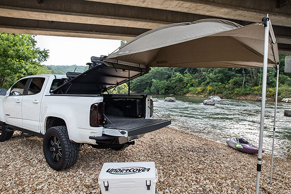 Undercover Ridgelander Tonneau Cover Free Shipping On