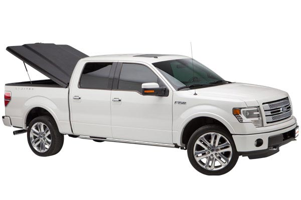 undercover elite tonneau cover ford f150 profile