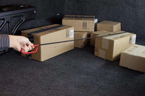 undercover elite tonneau cover pull cargo
