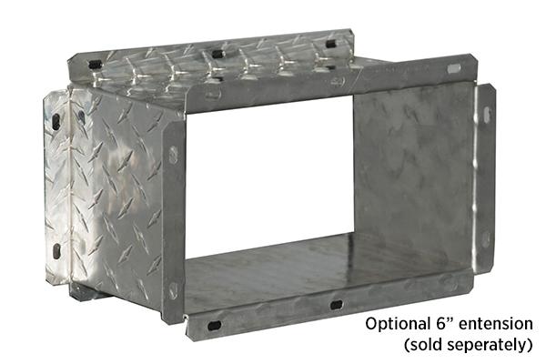 brute pro series conduit carrier extension