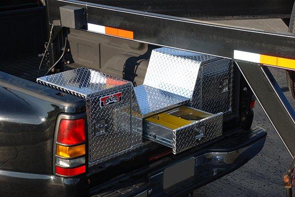 Brute V Shape 5th Wheel Tool Box Fifth Wheel Tool Box