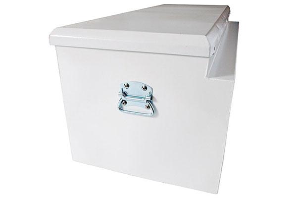 dee zee hardware series utility chest side