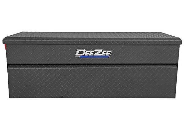 dee zee padlock utility chest toolbox front