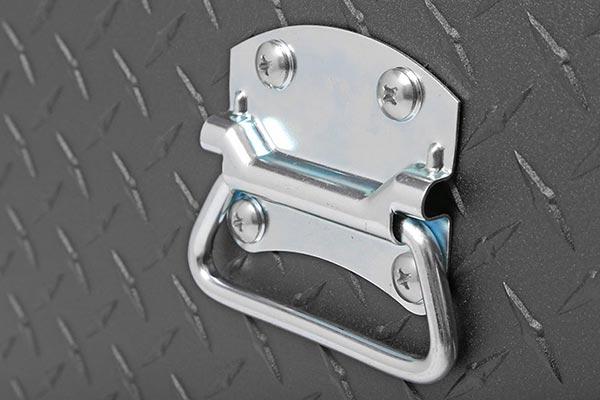 dee zee padlock utility chest toolbox handle