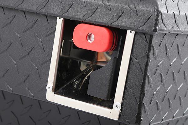 dee zee padlock utility chest toolbox lock