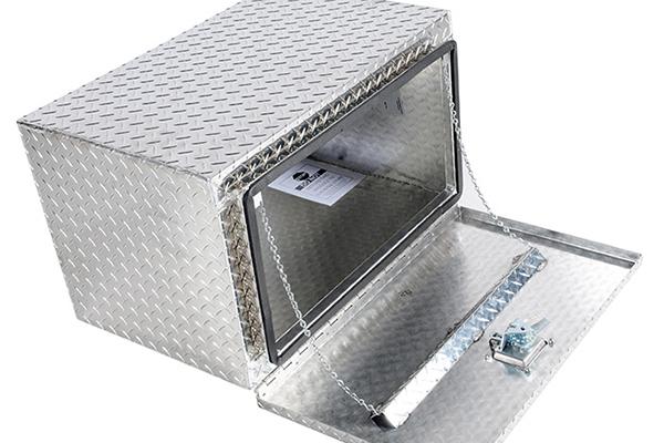 deezee underbed toolbox open