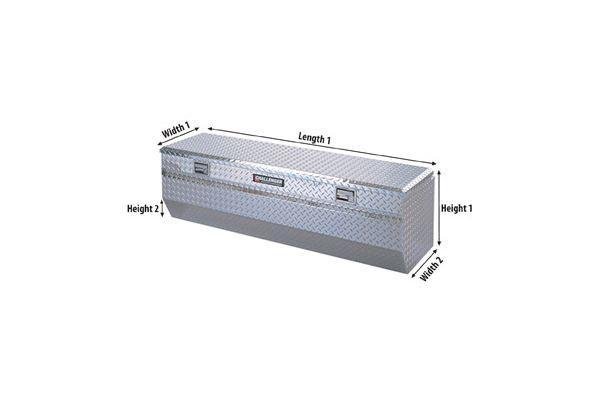 deflecta shield truck tool chest diagram