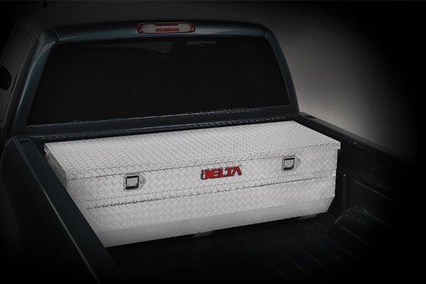 delta aluminum chest in truck