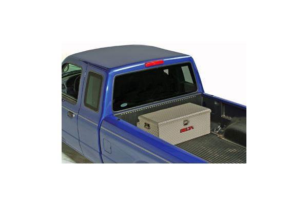 Delta Aluminum Portable Truck Tool Chest