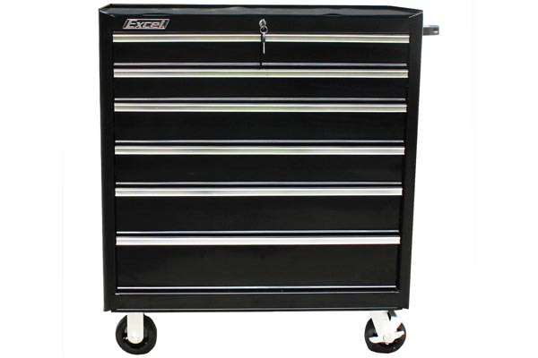 excel international 36 rolling tool chest