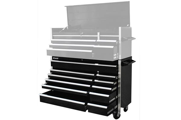 excel international 56 rolling tool chest