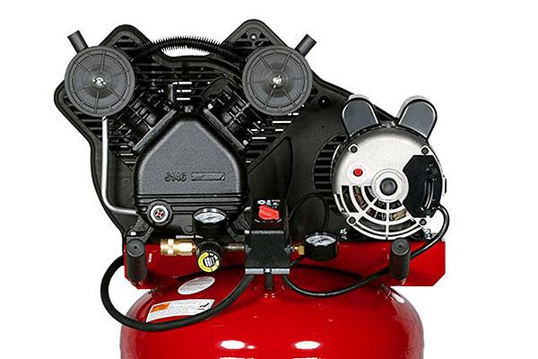 powermate air compressor detail
