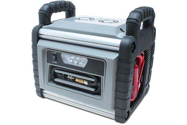 proz heavy duty portable power station rear