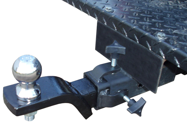 Hitch Stabilizer ball mount