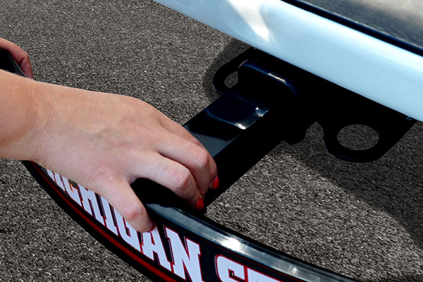 fanmats nba light up hitch cover install