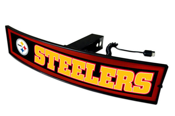 fanmats nfl light up hitch cover product