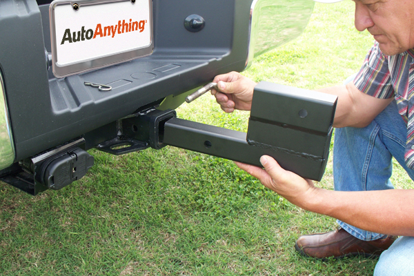 Installing a Hitch