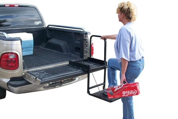 great day truck n buddy tailgate step tailgate bolt