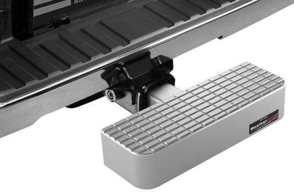 weathertech-bumpstep-hitch-step-silver-aluminum