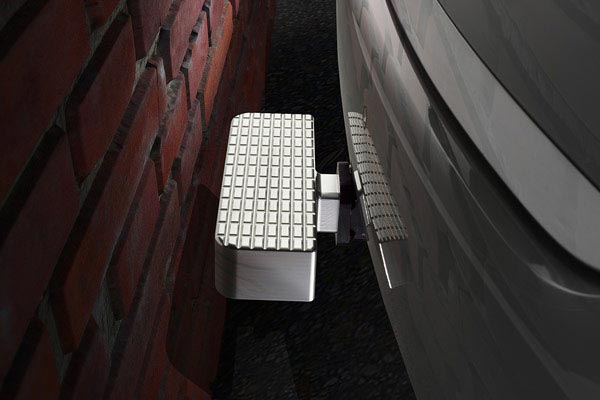 weathertech bumpstep hitch step bumper protection