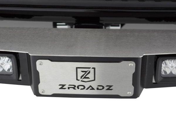 ZROADZ Z390011-KIT Black 2-1//2 Hitch Step with LED