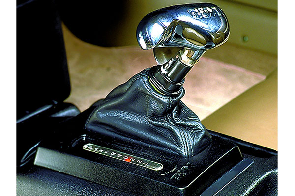 bm hammer console shifter lifestyle