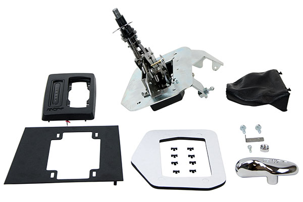 bm hammer console shifter parts