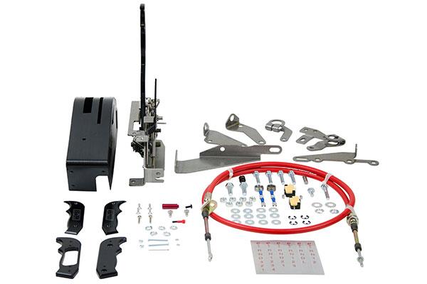bm pro ratchet shifter kit
