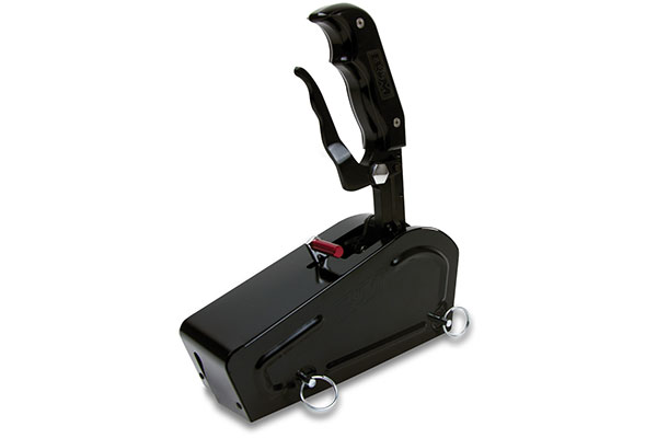 bm pro stick shifter black hangle