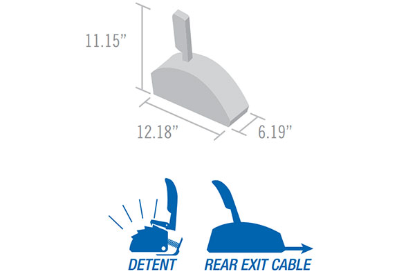 bm sportshifter schematic drawing