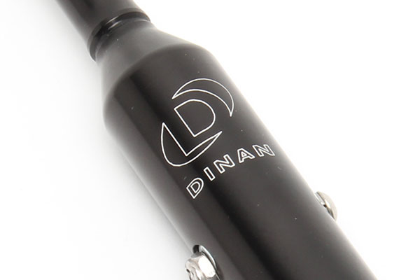 dinan short shifter logo engraved
