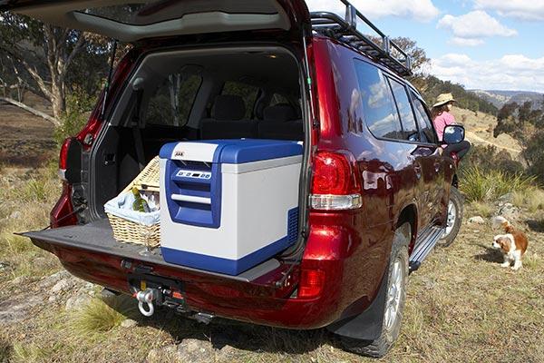 arb fridge camping