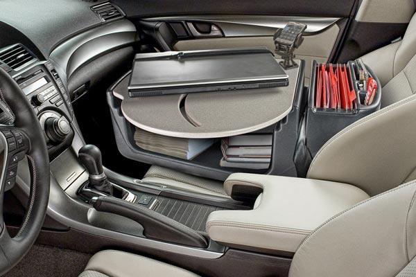 Autoexec roadtruck 01 autoexec roadmaster mobile laptop desk free shipping for Travel gear car