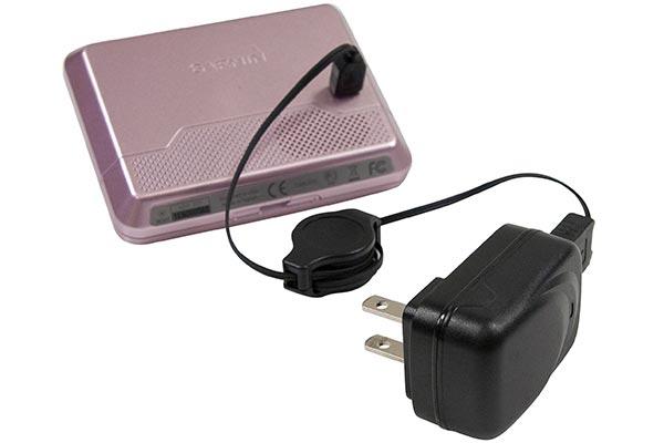bracketron universal gps power pack ac power plug to GPS