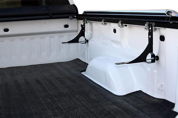 du ha humpstor truck bed storage case backets on truck