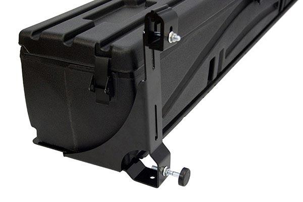 du ha humpstor truck bed storage case bracket attached