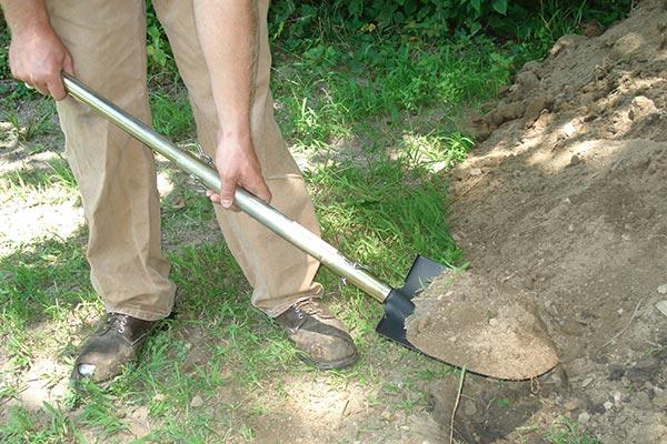 hi lift handle all shovel