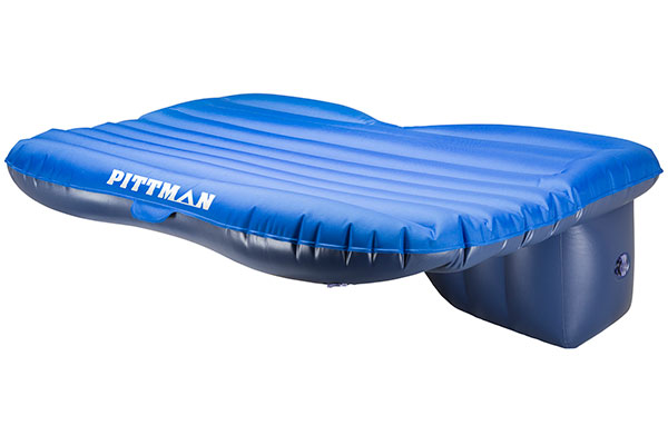 pittman backseat air mattress inflated