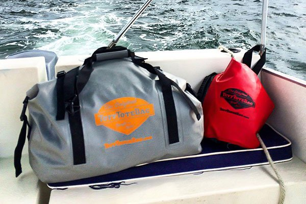 tuff truck bag dry bags lifestyle boat