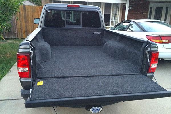 3644 bedrug bed liner ford ranger