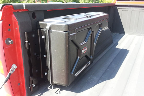 Tool Box For Truck: Undercover Swing Case Truck Tool Box